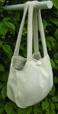 cotton bags from yan tyan tethera