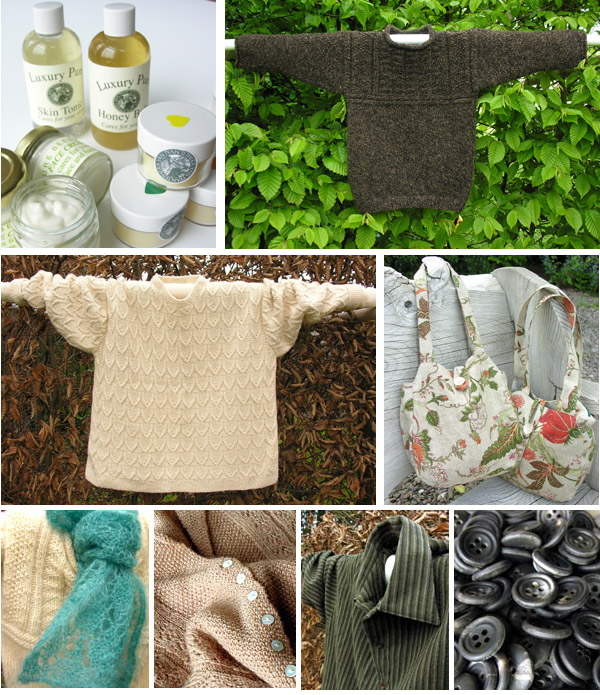 woollens skincare and bags from yan tyan tethera